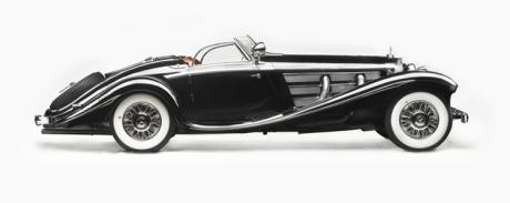 Mercedes 540K 098